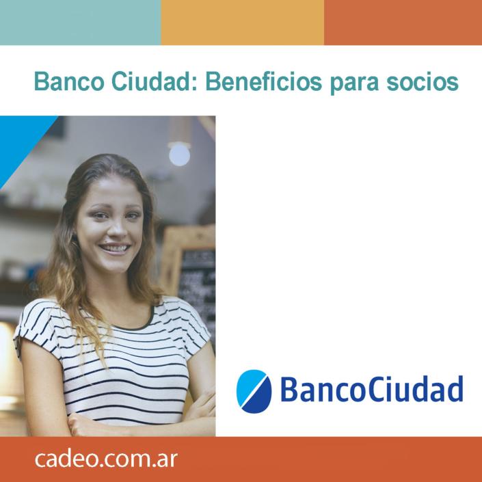 Beneficios Banco Ciudad