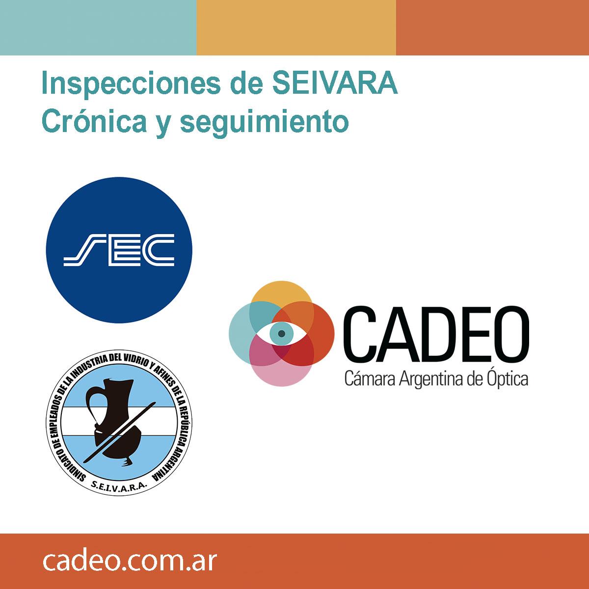 Inspecciones de SEIVARA Crónica y seguimiento