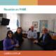 Reunión en PAMI
